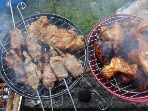 Grillen Menjelang Ramadhan 2017