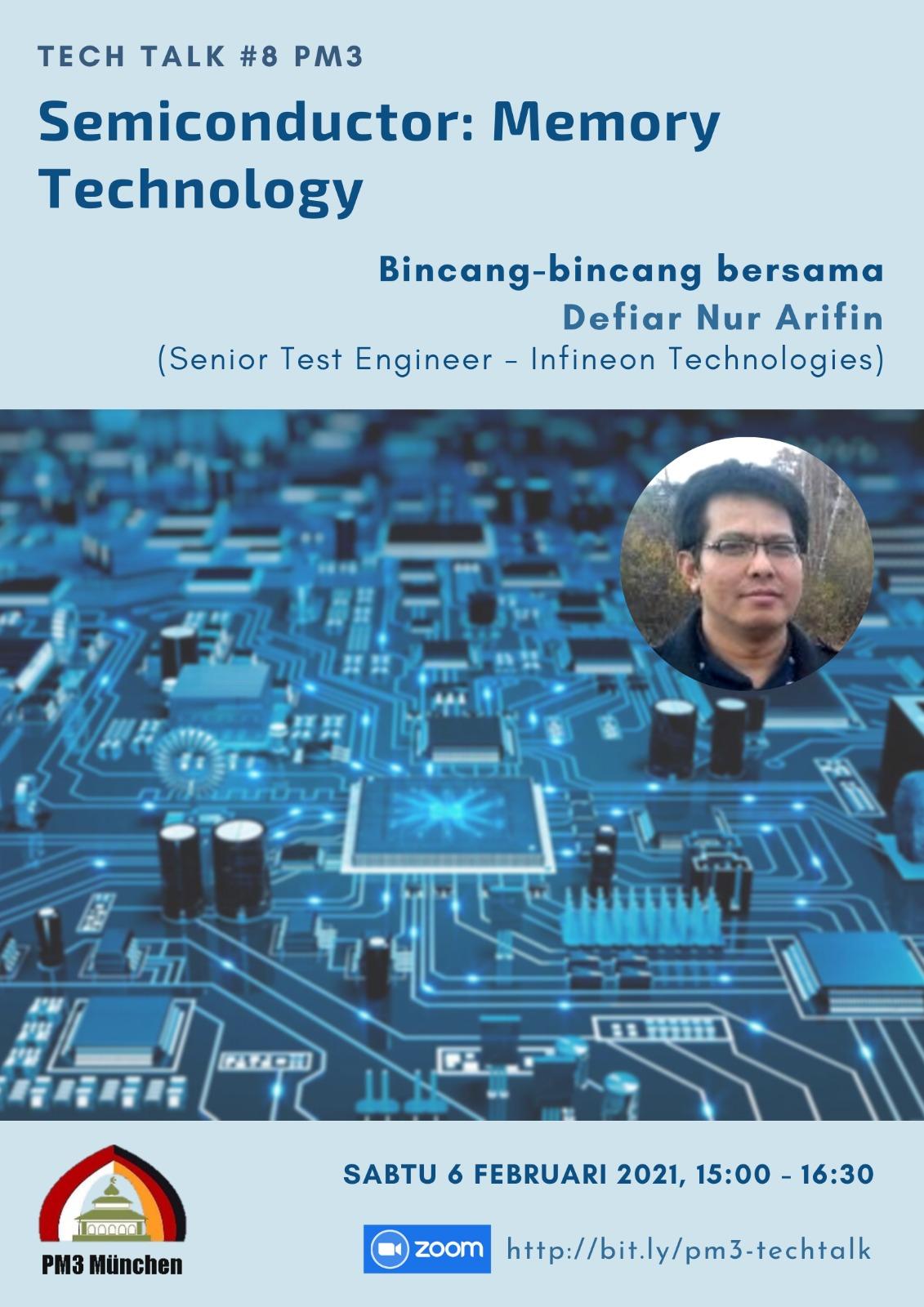 Tech Talk #8 - Semiconductor: Memory Technology